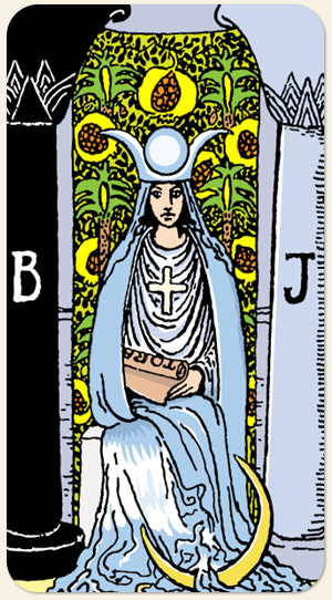 The High Priestess